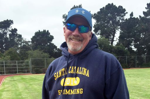 Coach Jim Morton marks 40 influential years at Catalina