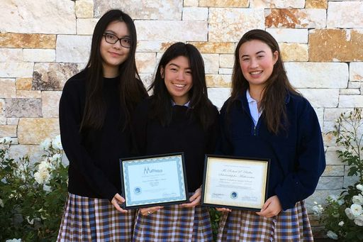 Students excel at Mathletics, California Math League contests
