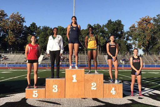 Two track and field athletes win CCS Championships