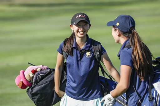 Coco '18 earns honor from American Junior Golf Association