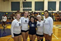 Volleyball closes out another remarkable season