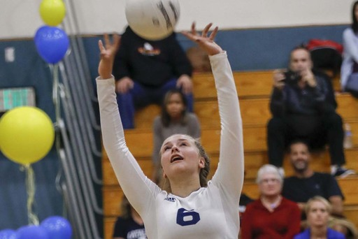 Volleyball's McKinley Fox '18 named to MaxPreps All-American First Team