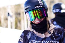 Freestyle skier Brita Sigourney '08 heading to Olympics