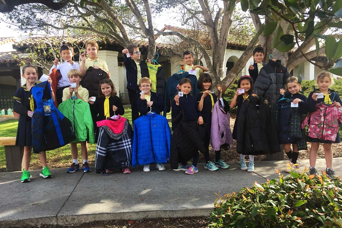 Coat drive brings warmth to wildfire victims