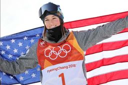 Brita Sigourney '08 wins bronze at Winter Olympics