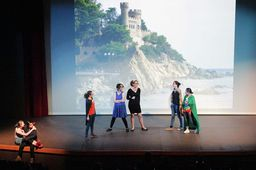 Sophomores stage 'Merchant of Venice' for Shakespeare Festival