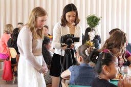 Short film by Sofie Wang '19 places first at festival