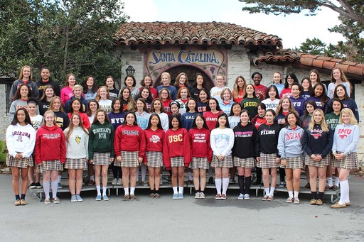 College acceptances reflect Catalina culture of 'perfect fit'