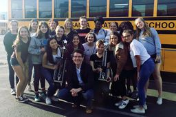 Choir takes home two first-place trophies from Music in the Parks