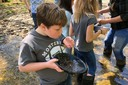 Fourth-graders get a taste of the Gold Rush life