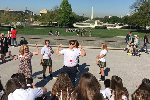 Trips teach middle schoolers about science, history, and each other