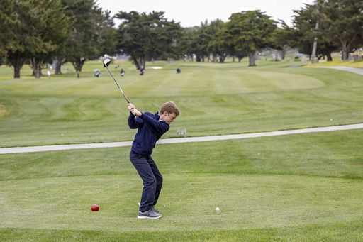 Golf team places fifth in league championships