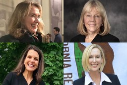Four alumnae running for office