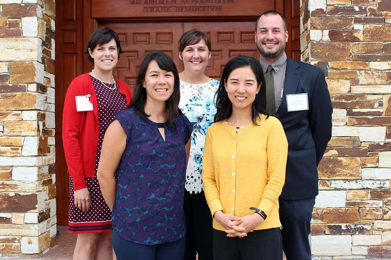 Lower and Middle School welcomes five new teachers