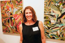 'Artists and Mentors': Teacher Claire Lerner shows paintings in New York
