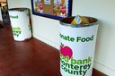 November service project benefits Food Bank