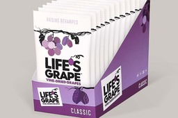 Courtney Gillespie '12 reinvents raisins with Life's Grape