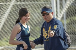 Track and field coach wins CCS Honor Coach Award