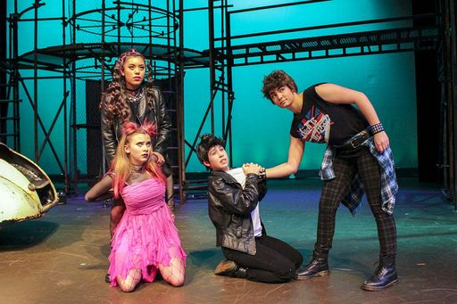 Catalina set to open spring musical 'We Will Rock You