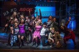 Spring musical 'We Will Rock You' was very rock and roll