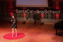 Watch TEDxSCS speakers 'chase the light'