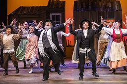 Catalina stages lively production of 'Fiddler on the Roof'