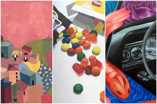 3 students win awards in Carmel Art Association contest