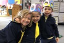 PreK and kindergarten celebrate 100 days of school