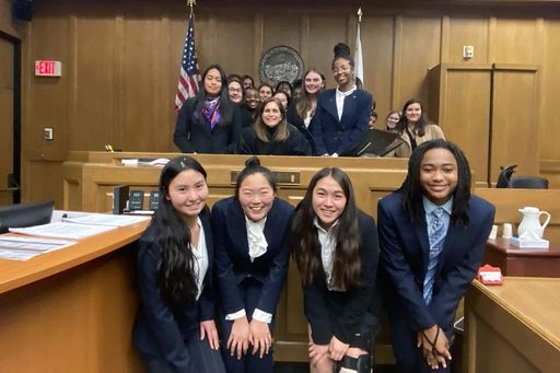 Mock Trial: 'One of the best parts of my freshman year'