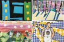 Virtual Visual Arts Show highlights work of K-8 artists