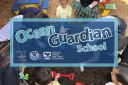 Catalina named Ocean Guardian School Year 3