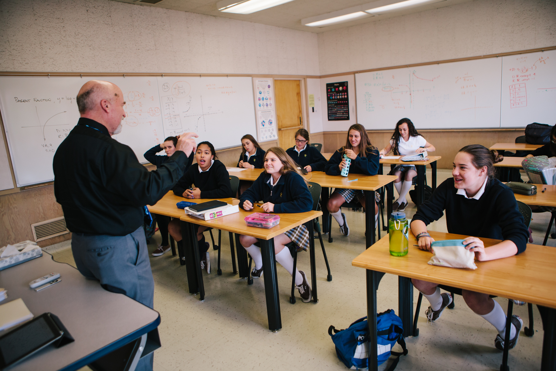 advanced placement class the u s history Before retiring in 2005, krieger, 66, liked to begin his advanced placement us  history (apush) course each year with the story of john.